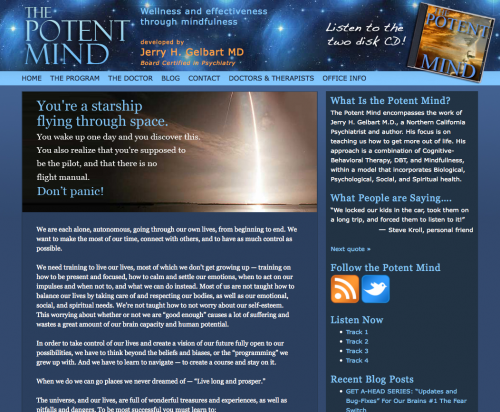 Image of ThePotentMind.com